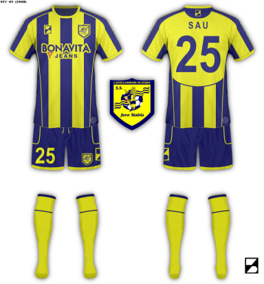 Juve Stabia home