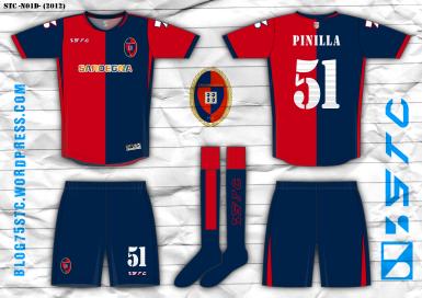 Cagliari home 1