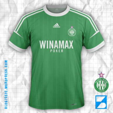 Saint-Étienne home