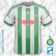 Saint-Étienne away