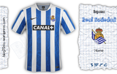 Real Sociedad home