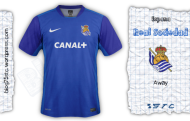 Real Sociedad away